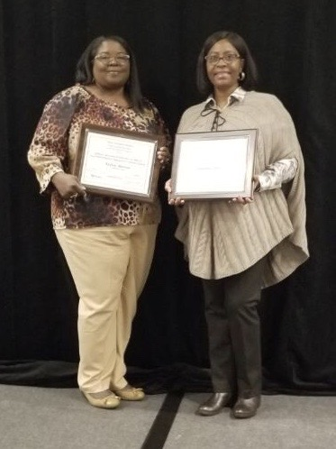 Ms. Velva Harris and Ms. Chandra Harris Completed the Alabama Association of School Business Officials Local School Financial Management! Certification Program! Great Job Ladies!